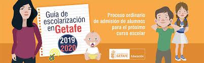 Abierto el proceso ordinario de admisión de alumnado para el curso 2019/20 en centros públicos