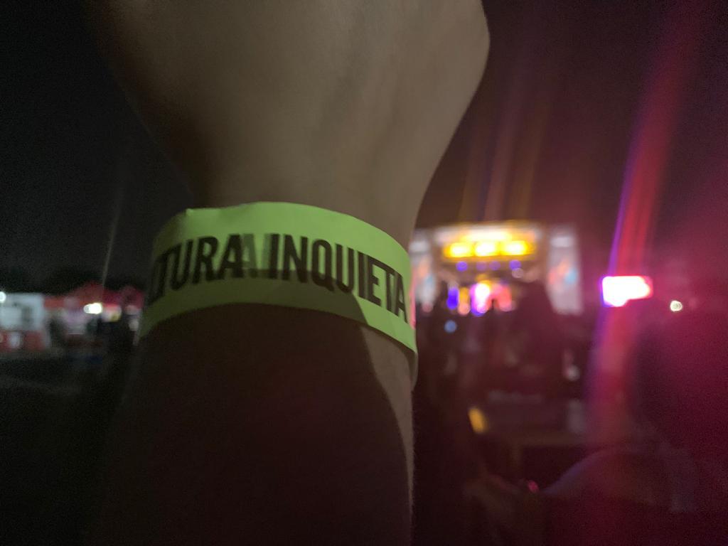 091 emocionan en la primera jornada del Festival Cultura Inquieta