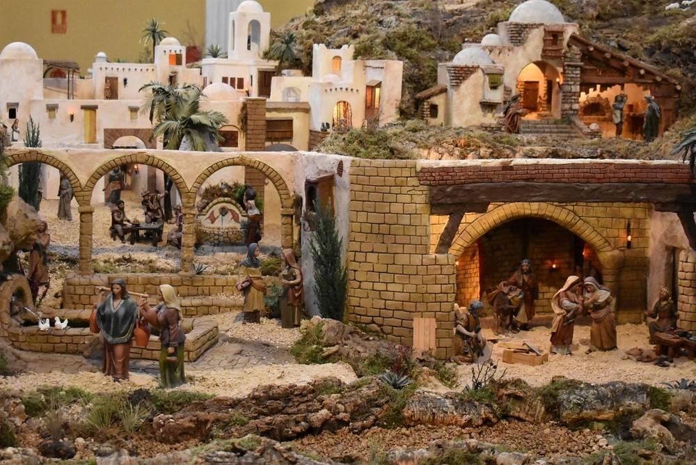 El Ayuntamiento de Getafe convoca el XVII Concurso de Belenes