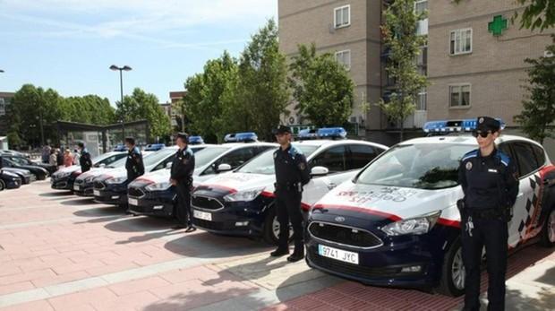 La Policía de Getafe establece un dispositivo especial de seguridad ante la convocatoria en redes sociales de un botellón