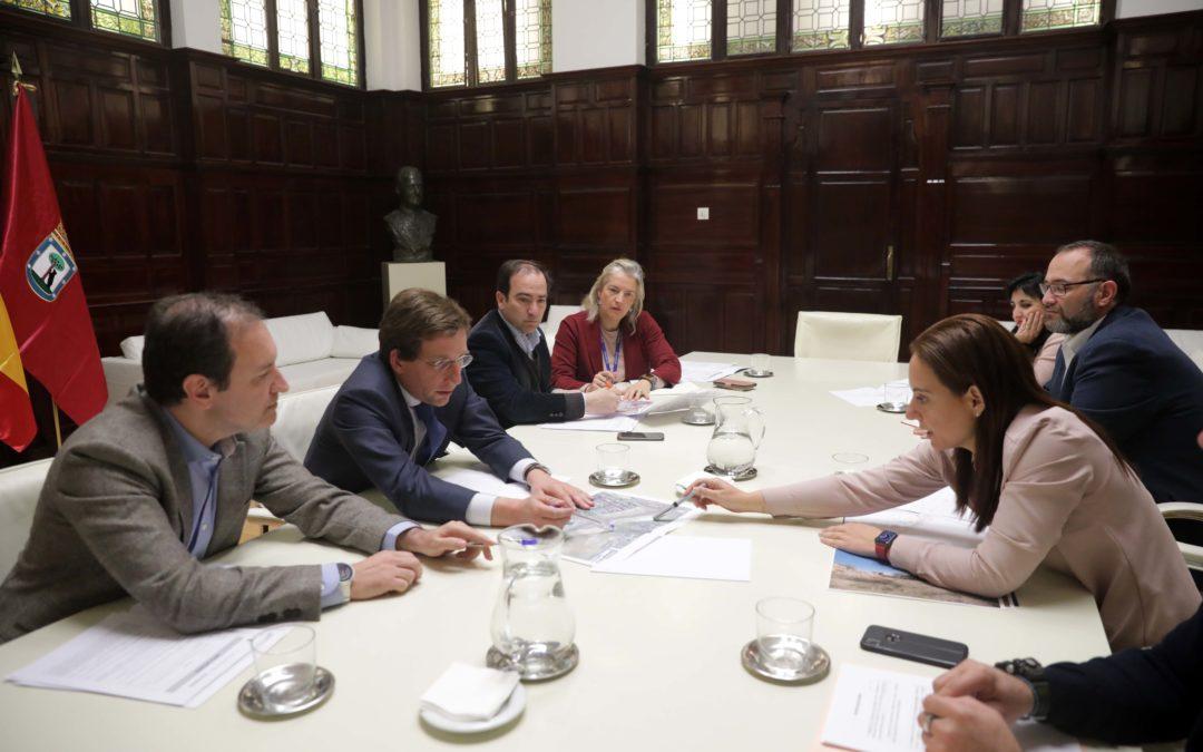 La Alcaldesa de Getafe y el Alcalde de Madrid consiguen avanzar con los cambios de término municipal
