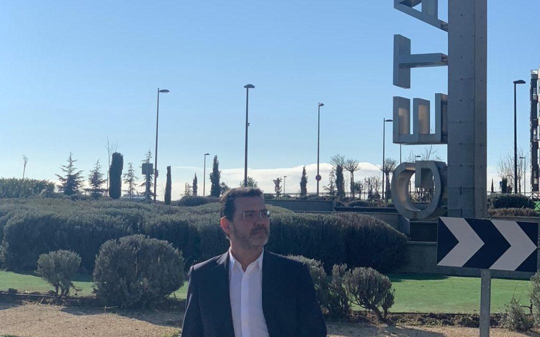 El Gobierno regional invierte en actuaciones y obras en Getafe 12, 7 millones